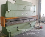 hydrauic press brake EHT EHP 60-30