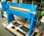 Swivel bending machine hand bench  1 m x 3 mm   XO 1000/3 A